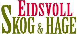 Eidsvoll Skog & Hage logo